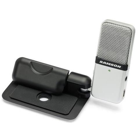 Prix pour D'origine samson go mic compact portable usb microphone à condensateur enregistrement microphone pour ordinateur et portable jouer, avec la boîte de détail