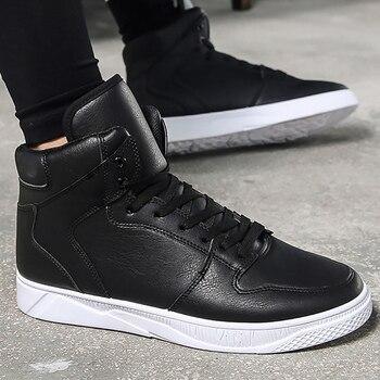 30d96527 Product Offer. Высокие мужские кроссовки; однотонная дизайнерская обувь ...