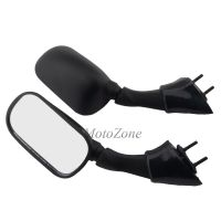 Motorcycle Accessories Parts Rearview Side Mirrors For Yamaha FJR1300 FJR 1300 2003 2004 2005 Motorbike Rear View Mirror Black