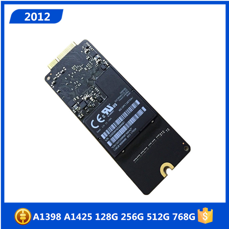 Koop A1425 A1398 SSD 758 gb 512 gb 256 gb 128 gb Voor MacBook Air 2012 Jaar Solid State Harde drive 655 1738A MD212 MC976 MC975 MD831-in Computerkabels & Connectoren van Computer & Kantoor op AliExpress - 11.11_Dubbel 11Vrijgezellendag 1