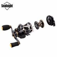 SeaKnight Bait Casting Fishing Reel LYCAN HG 7.0:1 12BB Magnetic Brake System 5KG Drag Baitcasting Fishing Wheel Fishing Tackle