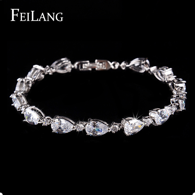 Aliexpress Buy FEILANG Design 7 Color Option Marquise Shape