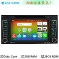 4G LTE Android 6.0.1 Octa Core Car DVD GPS Radio for Volkswagen VW Touareg T5 Transporter Multivan 2004-2011 2GB RAM 32GB ROM