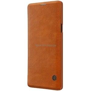 Image 3 - Fall Für Samsung Galaxy Note 9 NILLKIN Qin Serie Flip Abdeckung Fall Für Samsung Hinweis 9 Note9 Buch Flip PU leder Fall