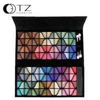 Llegó El nuevo 128 Colores de Sombra de Ojos Maquillaje Sets Cosmética Sombra de Ojos Paleta Maquiagem