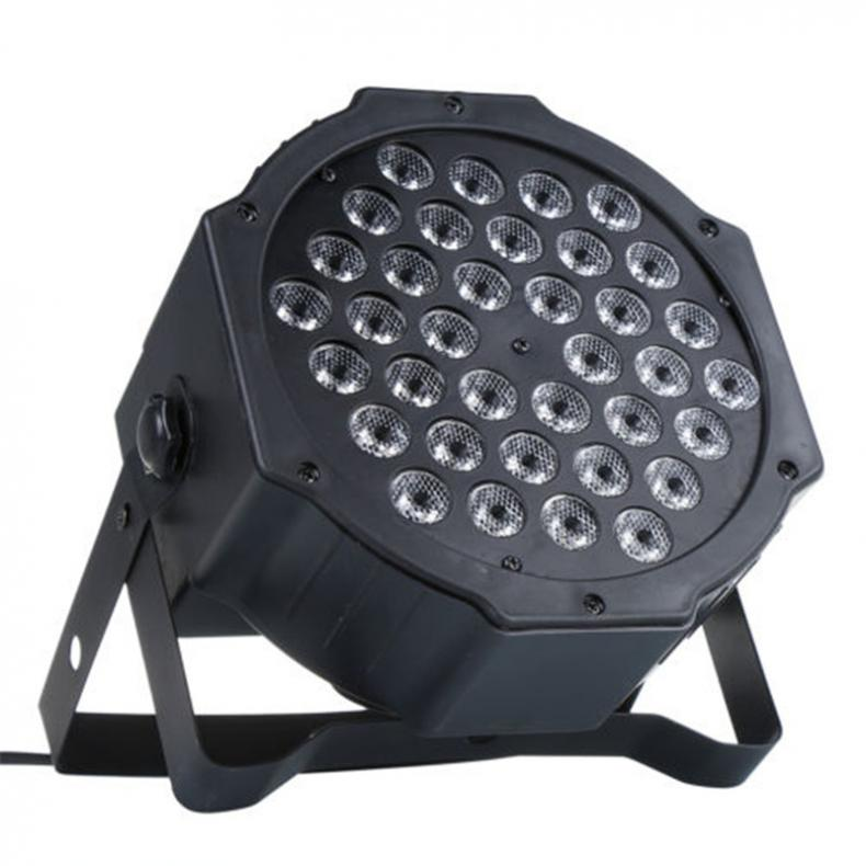 Professionell LED Crystal Magic Ball Par 36 RGB LED DMX Stage Light - Kommersiell belysning - Foto 6