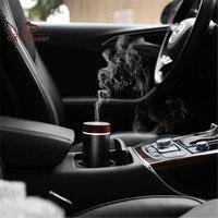 GX.Diffuser 150ML Aroma Portable Mini USB Car Aromatherapy Humidifier Air Fresher Purifier Aroma Diffuser Mist Forgger