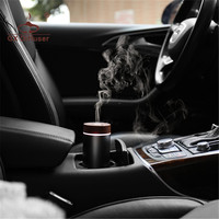 GX Diffuser 150ML Aroma Portable Mini USB Car Aromatherapy Humidifier Air Fresher Purifier Aroma Diffuser Mist