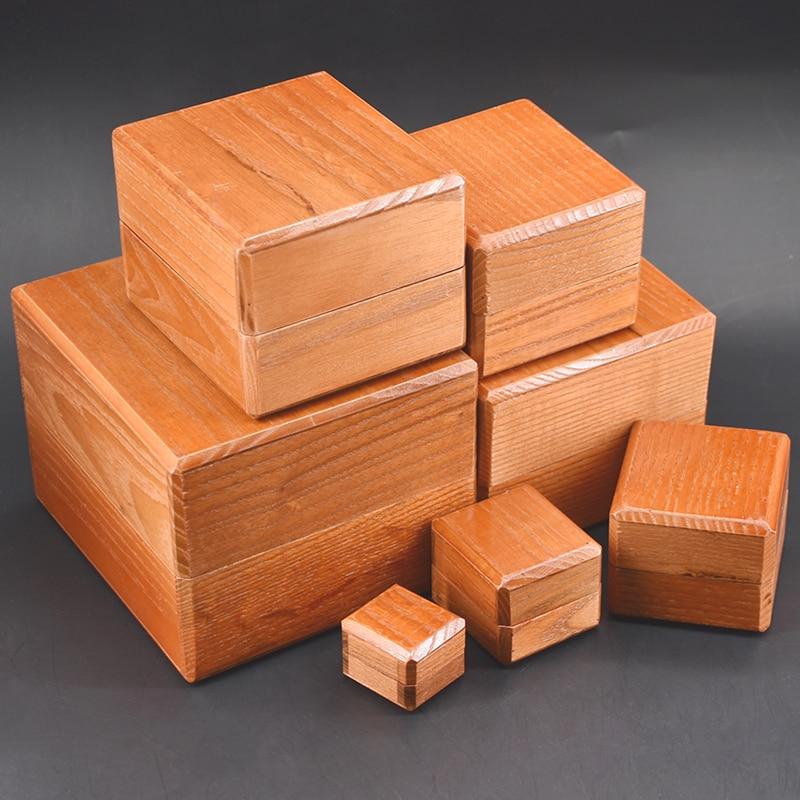 Gniazdo pudełka drewniane magiczne sztuczki śmieszne etap magiczne zniknął obiektu pojawiające się w polu Magie Illusion sztuczka Prop mentalizm w Sztuczki magiczne od Zabawki i hobby na  Grupa 3