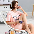 Hot Summer Sleepshirts Cute Dress Sleep Homewear Elegant  Women 100% Cotton Sleepshirts Sweet  Sleepwear Casual Lounge Dresses