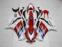 Fairings Fireblade 13 12 Body Kits CBR 1000 RR 13 12 2012-2014 Biały Czerwony Full Body Kits cbr 1000rr FIREBLADE 13 12