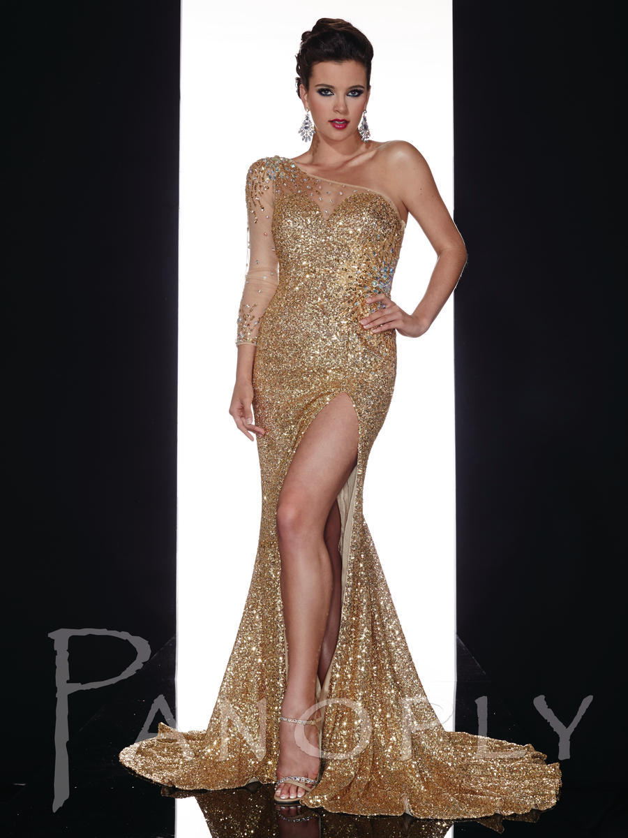 One Shoulder Gowns 2015