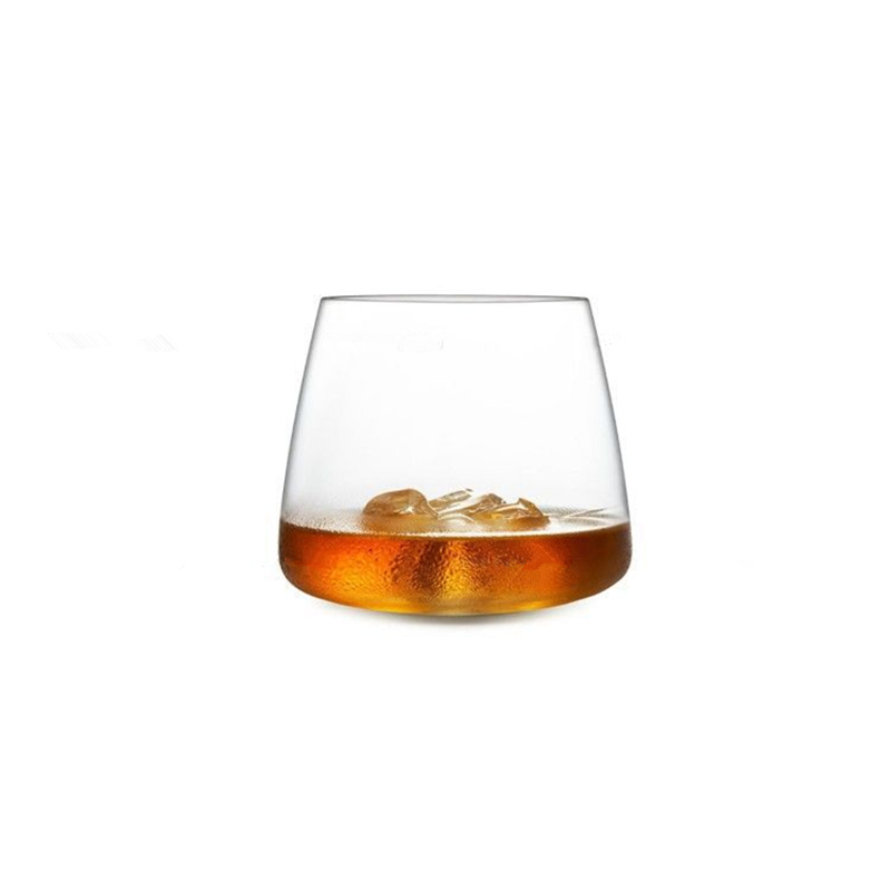 Denmark Imported Northern Europe Brand Normann Flower Receptacle Whisky Cup Cognac Cup Cup Nothing Lead