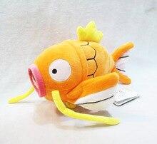 2015 Free shipping Japan Tomy Anime Original New Arrival Super Soft Plush Toys pokemon brinquedos Magikarp