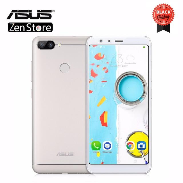 Asus Zenfone Pegasus 4S Max Plus (M1) X018DC ZB570TL 5.7 inch 18:9 Full Screen 4GB 32GB Octa Core Android7.0 4130mAh Telephone