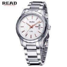 2016 моды для мужчин механические часы Класса Люкс автоматические механические часы полный стали Водонепроницаемые часы relogio masculino 8020