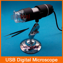 Best Buy 8 LED USB 500X Digital Microscope Endoscope Magifier Digital Video Camera Microscopio