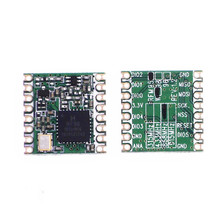 RFM95 RFM95W 868MHz 915MHz LORA SX1276 kablosuz alıcı modülü RFM96 RFM96W RFM98 RFM98W 433MHZ stok fabrika toptan