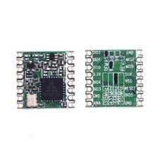 RFM95 frecuencia de trabajo de 868MHz, 915MHz, LORA SX1276, Módulo Transceptor Inalámbrico, RFM96, RFM96W, RFM98, RFM98W, 433MHZ, venta al por mayor de fábrica