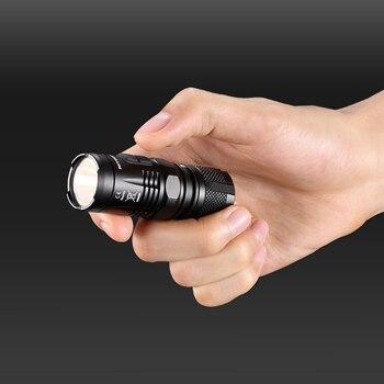 Rabatt Kostenloser Versand NITECORE EC11 NL166 18350 Akku 900 Lm Taschenlampe Wasserdicht Rettungs Im Freien Such Camping
