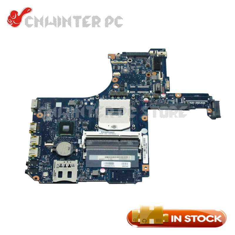 NOKOTION H000067070 For Toshiba Satellite S55T S50-A Laptop Mmotherboard Socket PGA 947 HM86 GMA HD4400 DDR3L h000067070 for toshiba satellite s50 s50 a s55 s50t a series motherboard pga 947 all functions fully tested