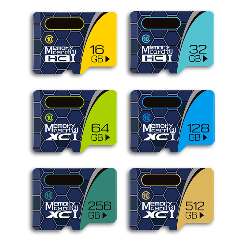 Image 4 - For Micro SD card 256GB 64GB 16GB TF Card 128GB Memory Card 32GB HD Recorder Monitoring Video High Speed Flash Card Dropshipping-in Micro SD Cards from Computer & Office