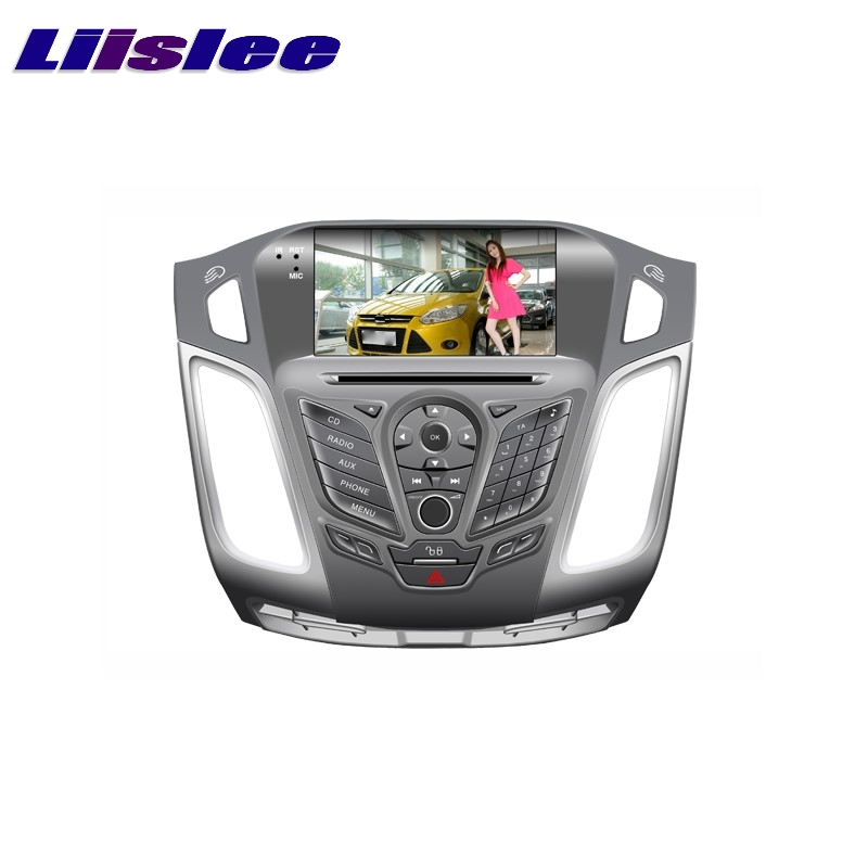For <font><b>Ford</b></font> For <font><b>Focus</b></font> 2011~<font><b>2017</b></font> LiisLee Car Multimedia TV DVD GPS Audio Hi-Fi Radio Original Style <font><b>Navigation</b></font> image