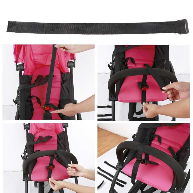 Accesorio de carrito de bebé Buggy arnés para carrito cinturón de fuente accesorios antideslizantes