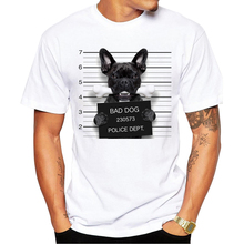 Bad Dog Pug T-Shirt