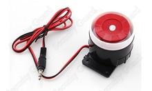 Free shipping high decibels alarm and wireless GSM alarm system universal anti-theft alarm horn accessories alarm siren