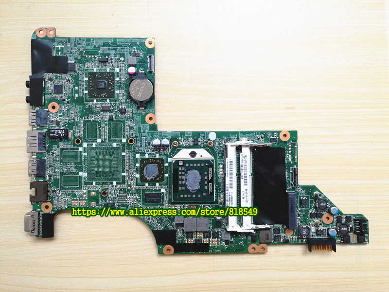595135-001 Laptop motherboard Fit for hp Pavilion DV6-3000DV6Z-3200 NOTEBOOK DA0LX8MB6D1 REV:D 100% TESTED, with free CPU 595135 001 laptop motherboard for hp pavilion dv6 dv6 3000 dv6 3020us mainboard hd4200 series ddr3 s1 free cpu