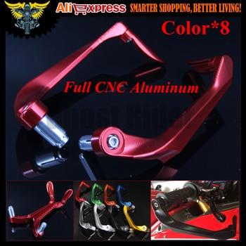 "For Honda CB600F CBR600F CBR650F/CB650F CB919 CB1000R 7/8"" 22mm CNC Motorcycle Handlebar Brake Clutch Levers Protector Guard"