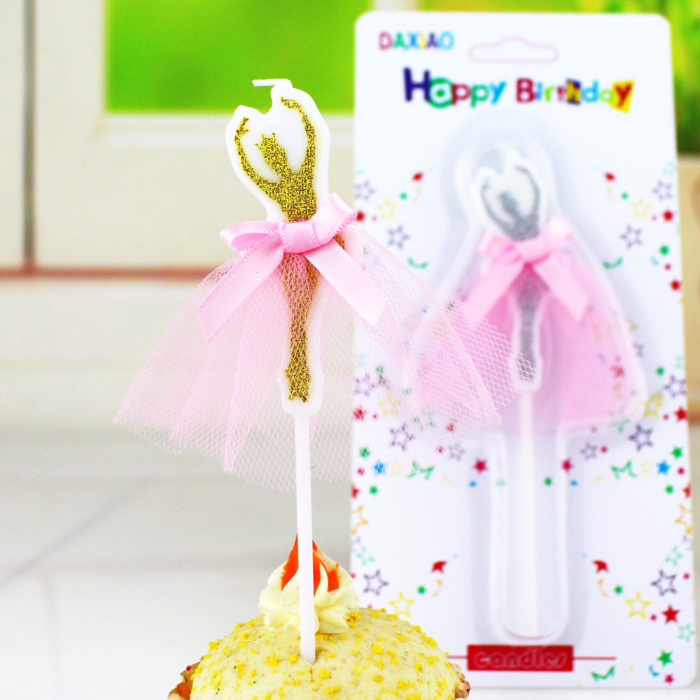 Glittering  S Cake Toppers