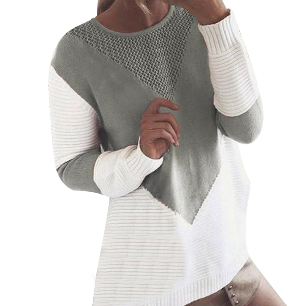 winter sweater for women 2019 pull femme hiver winter long pullover women loose collar sexy off