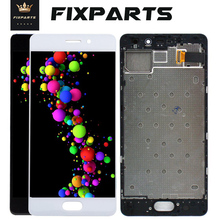 Black 5.2'' Meizu pro 7 LCD display screen+ Touch panel Digitizer white/Black for meizu pro7 lcd lcd display screen touch panel digitizer with frame for 5 2 meizu pro 6 pro6 pro 6s pro6s white black color free shipping