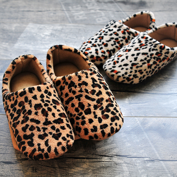 2017 at Home Leopard Family Female Slippers Cotton Plush Plush Decorative Shoes Floor Shoes Non-slip Indoor Slipper high quality car styling case for renegade headlights led headlight drl lens double beam hid xenon car accessories