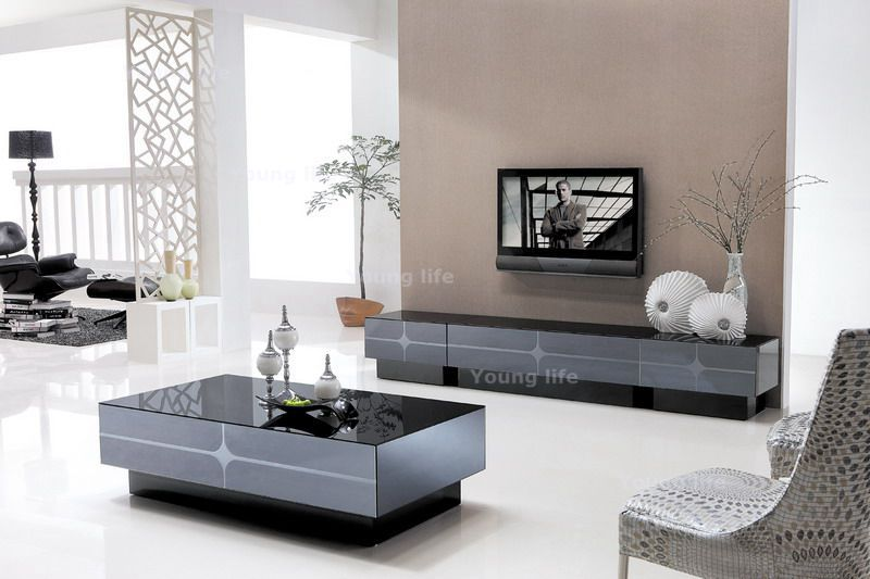 Simple And Elegant Coffee Table + TV Table Set (S447) Wholsale Only In  Coffee Tables From Furniture On Aliexpress.com | Alibaba Group