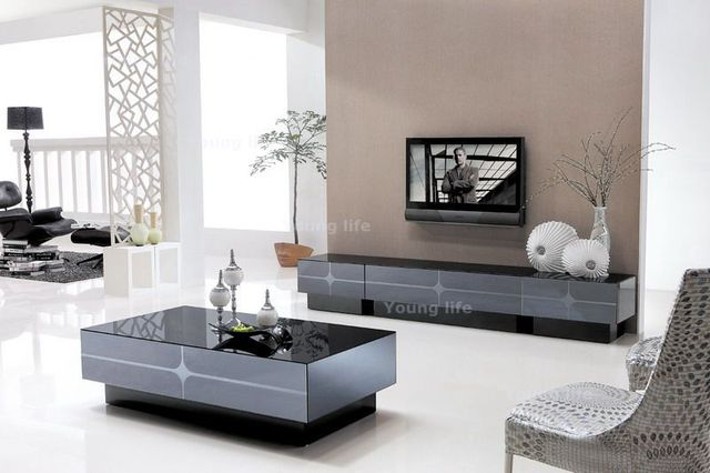 Simple And Elegant Coffee Table Tv Set S447 Whol Only
