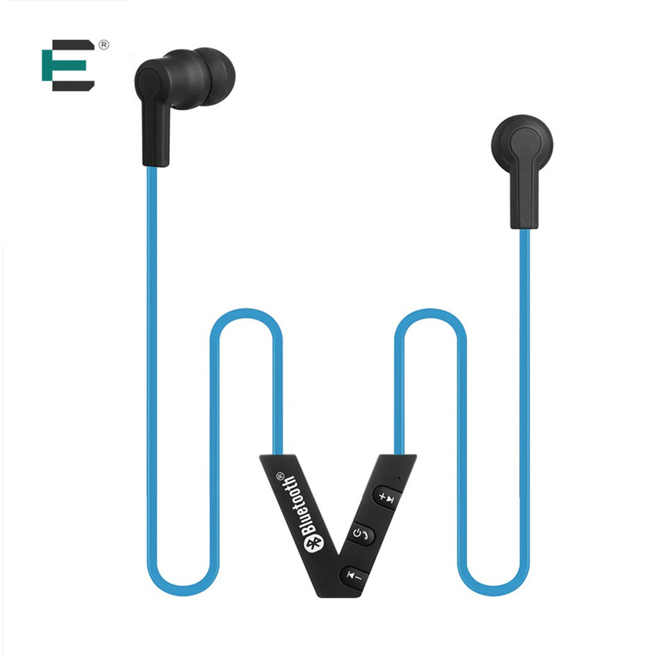 buy bluetooth v4 1 earphone in ear earbuds wireless sports stereo headset. Black Bedroom Furniture Sets. Home Design Ideas