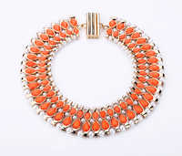 kissme A Fire Sale Candy Color Statement Necklaces For Women Party Gifts Fashion Jewelry Clearance Sale Big Promotion Wholesale