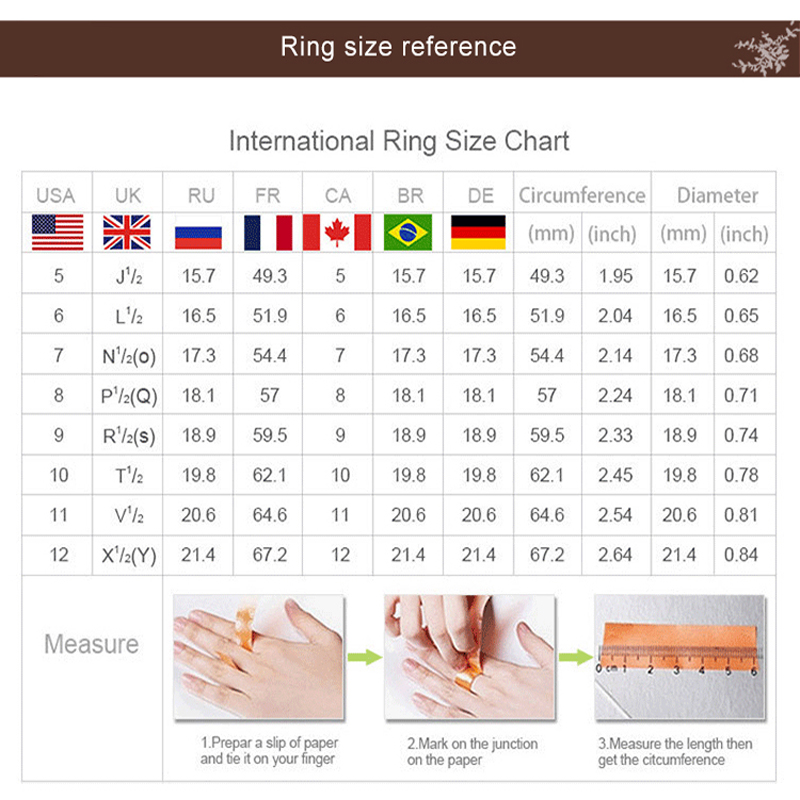 Ring size800800