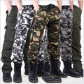 2015 New Arrive Brand Mens Military Cargo Pants For Men More Pockets Zipper Trousers Outdoors Overalls Plus Size Army Pants
