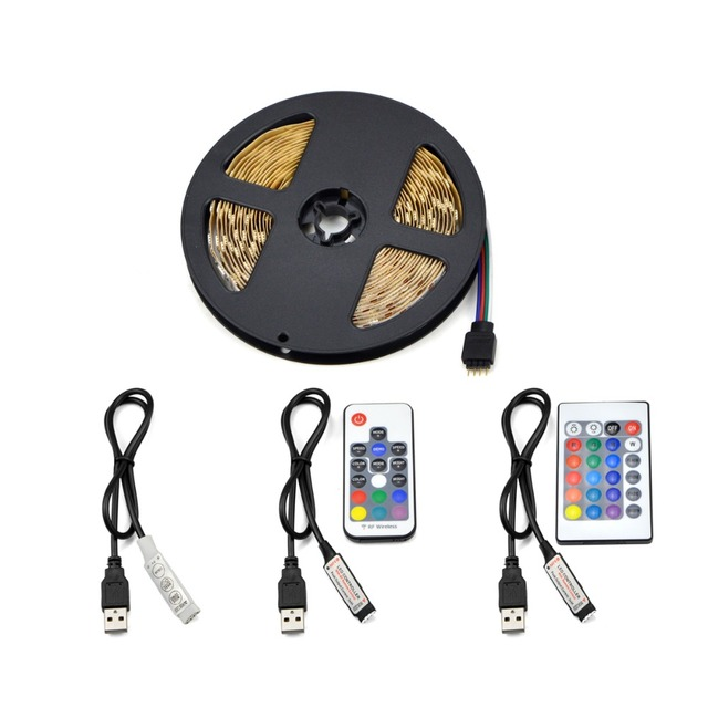 5050 rgb flexible color changing usb rope light led strip lamp diy 5050 rgb flexible color changing usb rope light led strip lamp diy home decoration tv aloadofball Gallery
