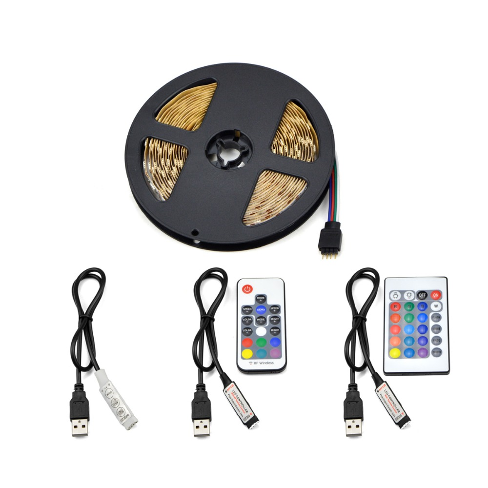 Color change online - 5050 Rgb Flexible Color Changing Usb Rope Light Led Strip Lamp Diy Home Decoration Tv