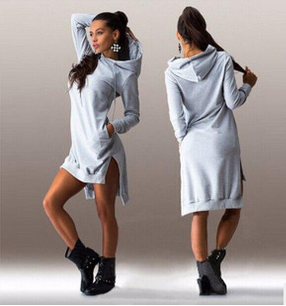 Long Sweatshirts Women