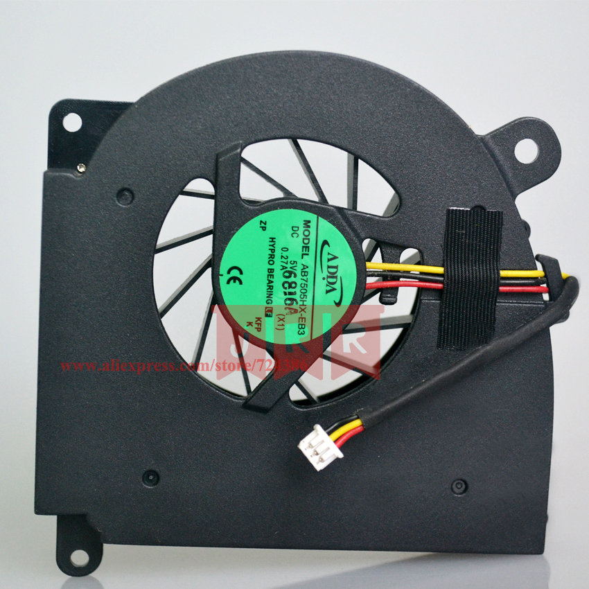 100% Brand New CPU Cooling Fan for Acer Aspire 3100 3110 3102 3104 3600 5100 5110 5200 5510 5515 fan for acer aspire v3 772g notebook pc heatsink fan fit for gtx850 and gtx760m gpu 100% tested