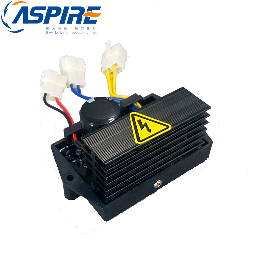 New AVR Gfc9-3a3g Three Phase 9kw 7 Wires Replacement for Kipor Generator AVR