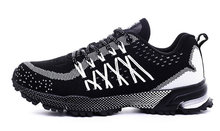 2016 spring lovers running shoes style for jogging sports shoes comfortable light weight sneakers for men air mesh size 39-44