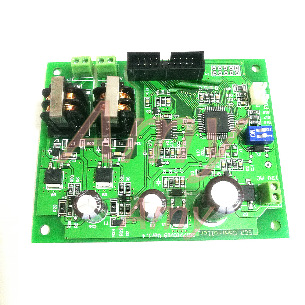 Panel16 Battery Control1602 Encoder Single Pulse Microcomputer Driver Double Welding SCR Without Module Chip Control LCD Spot