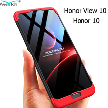 3-in-1 Plastic Hard 360 Full Protect Case FOR Huawei Honor View 10 / Lite 20 Cover Anti-Shock